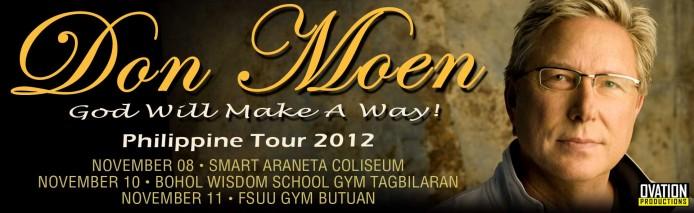Don Moen Live in Manila 2012