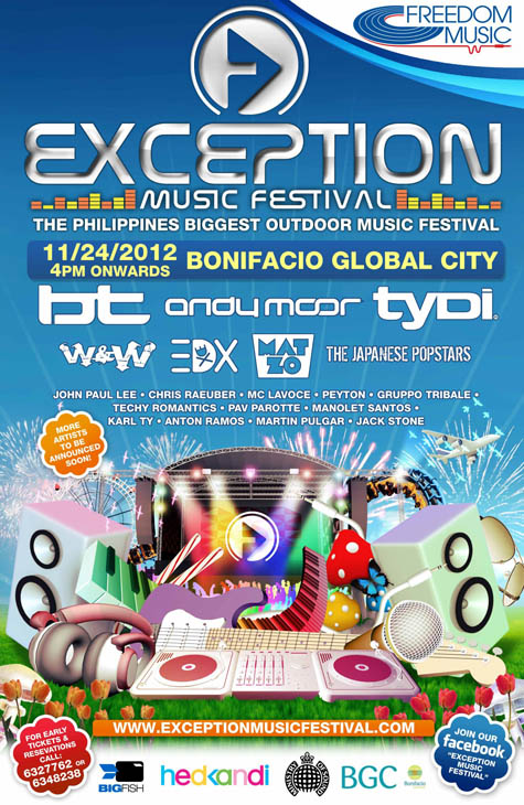 Exception Music Festival