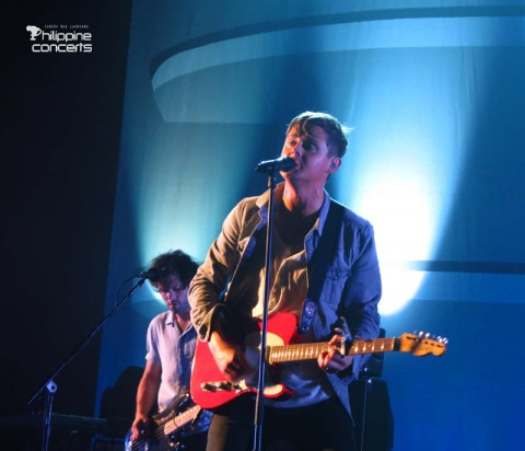 Keane Live at SM MOA Arena