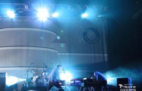 Keane Manila Concert