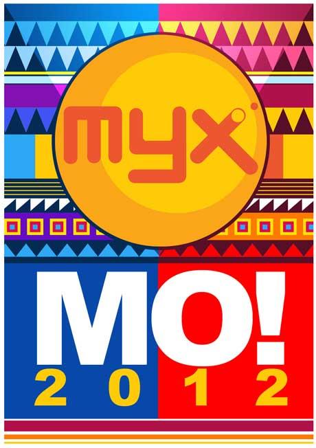 MYX Mo 2012