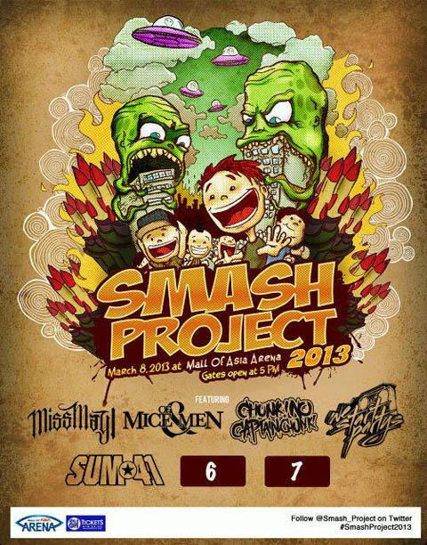 Smash Project 2013
