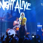 Tonight Alive Lets It Land in Manila