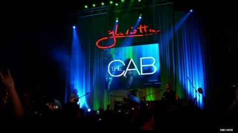 The Cab Live in Glorietta Mall