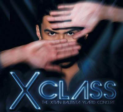 XCLASS Christian Bautista Year 10 Concert