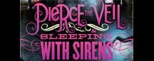 Pierce The Veil and Sleeping With Sirens live in Manila