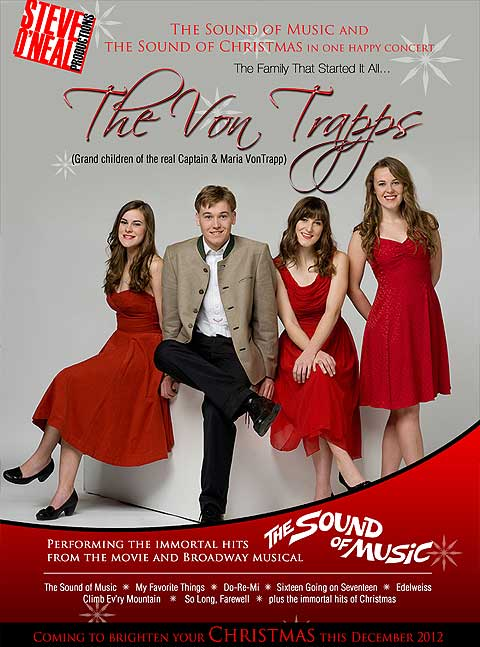 The Von Trapps at Resorts World Manila