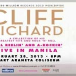 Cliff Richard Live in Manila 2013