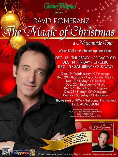 david-pomeranz-philippine-nationwide-tour