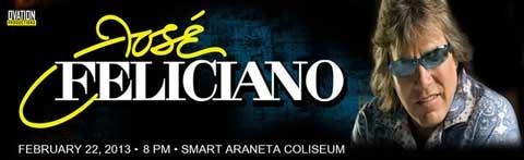 Jose Feliciano Live in Manila 2013