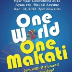 Makati New Year Countdown Concert