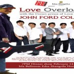 Love Overload with John Ford Coley
