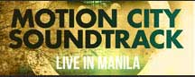 Motion City Soundtrack Live in Manila