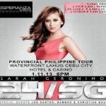 Sarah Geronimo 24/SG Cebu Concert