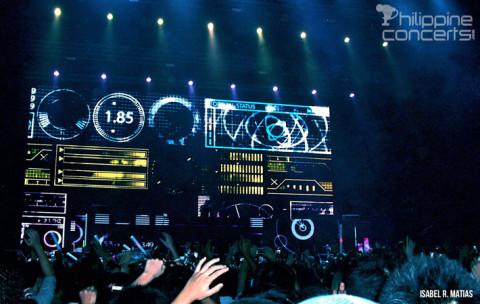 Swedish House Mafia One Last Tour Manila Concert