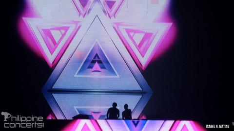 Swedish House Mafia at MOA Arena