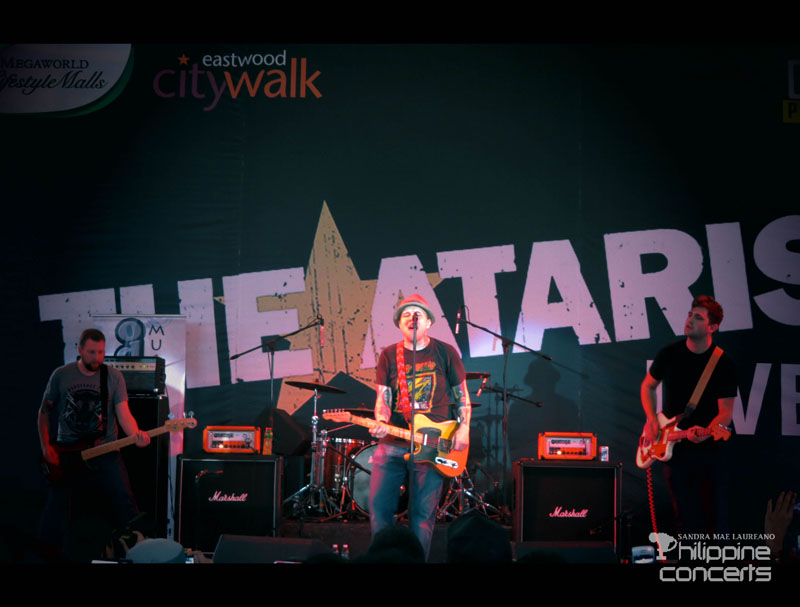 The Ataris Rocks Eastwood