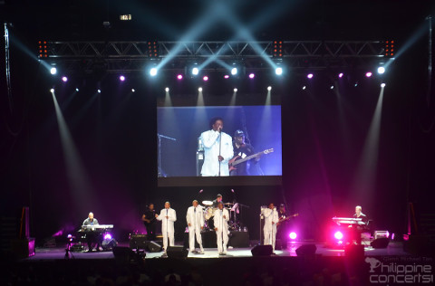 The Sylistics Live at the Big Dome