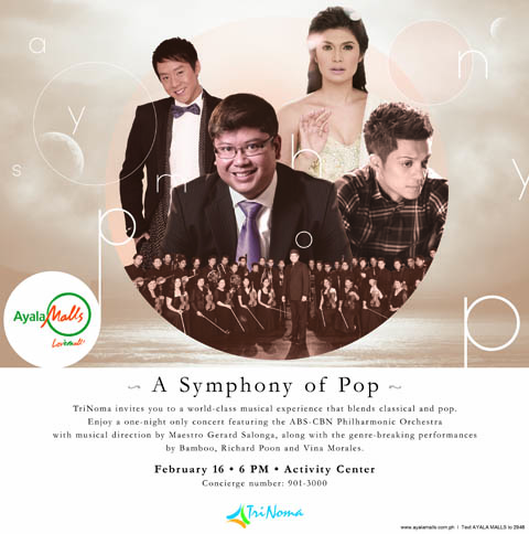 A Symphony of Pop at TriNoma
