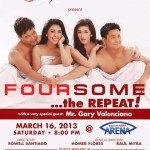 Foursome Concert The Repeat