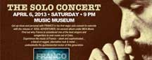 Franco The Solo Concert