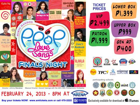 Himig Handog Finals Night 2013