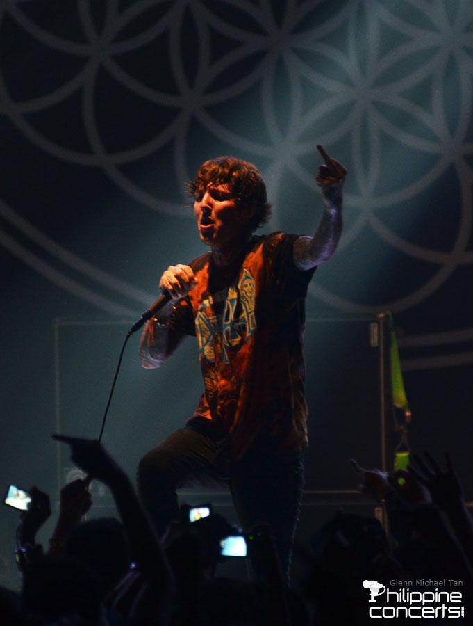 Pics Photos - Live Bring Me The Horizon Bmth Oliver Sykes Oli Sykes