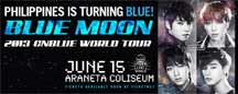 BLUE MOON World Tour: CNBLUE live in Manila
