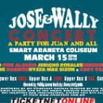 Jose and Wally Concert at the Big Dome