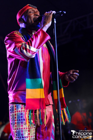 Jimmy Cliff at Malasimbo Festival