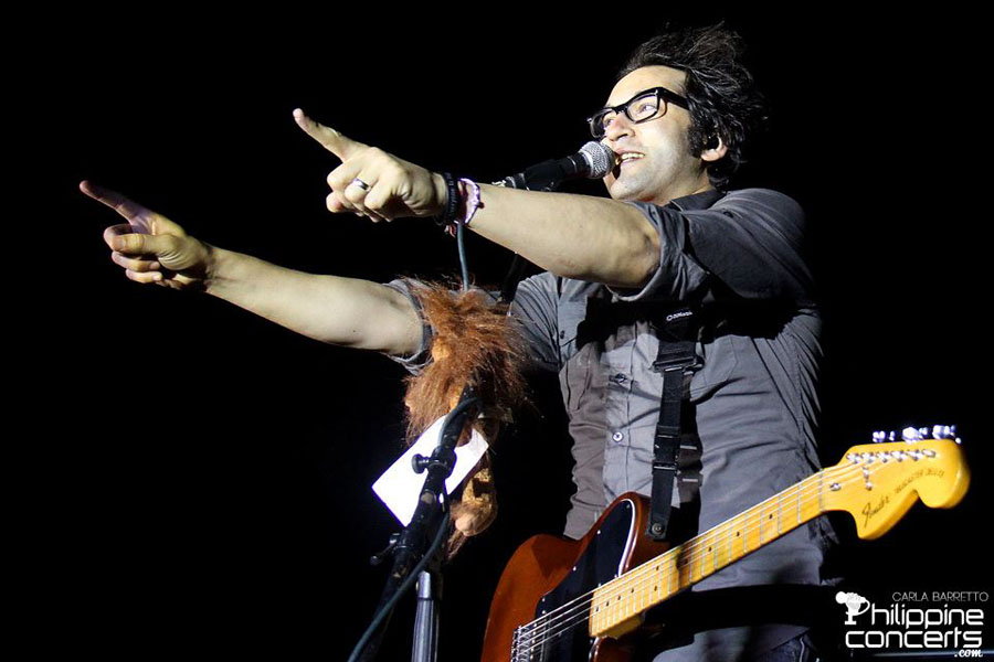 Motion City Soundtrack Holds the Skydome Down
