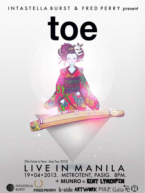 Win Passes to Watch Toe Live in Manila