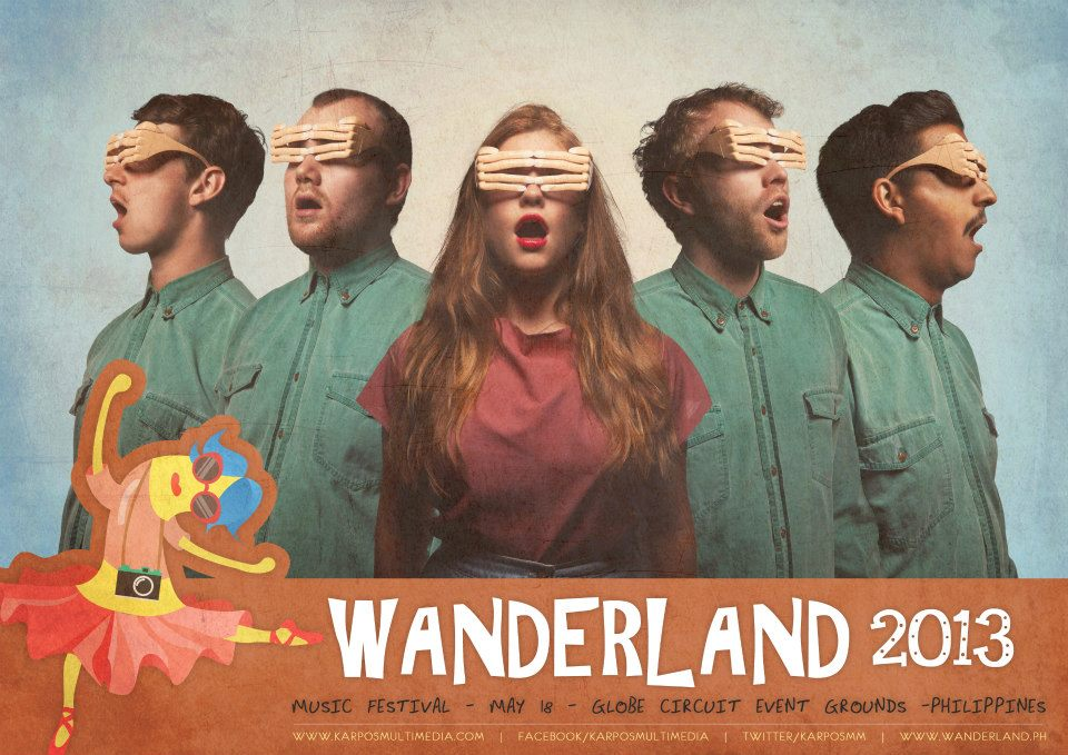 Manila to find a musical playground at Karpos Wanderland