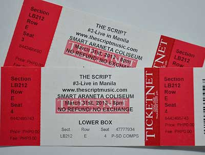 Watch The Script Live in Manila for Free