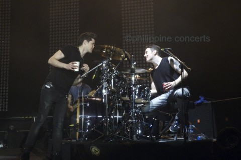 the script at smart araneta coliseum