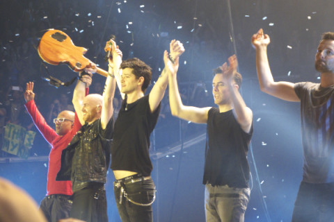 the script live in manila 2013