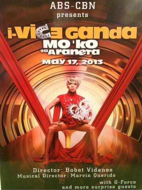 Vice Ganda Araneta Concert