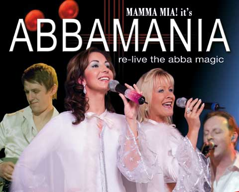 Abbamania at Resorts World Manila