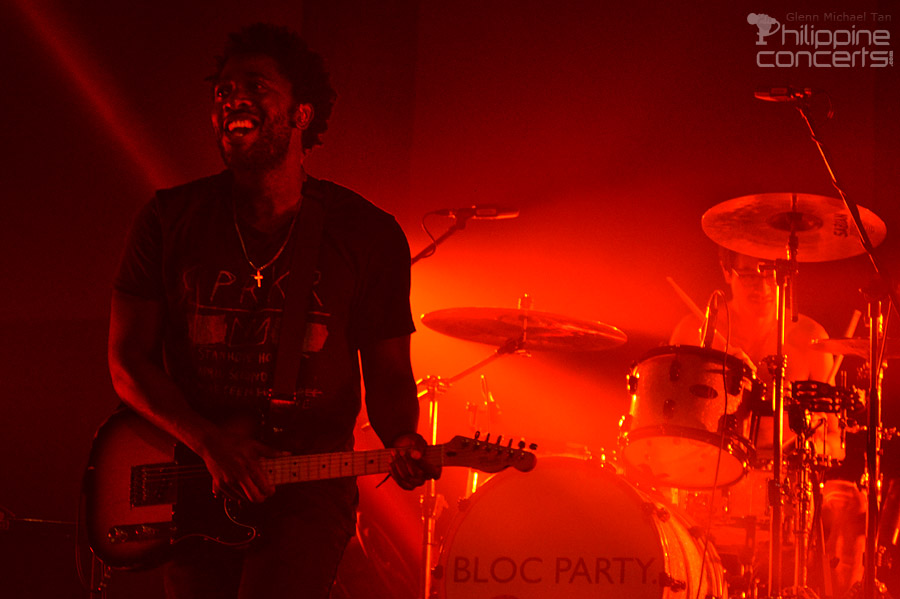 Bloc Party Live in Manila: A Rocking Miracle