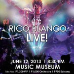 Rico Blanco – Live!