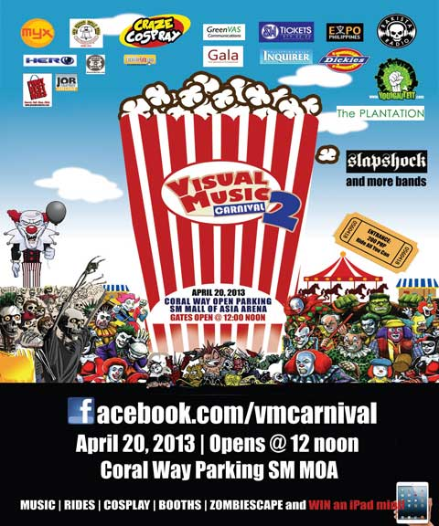 Visual Music Carnival 2
