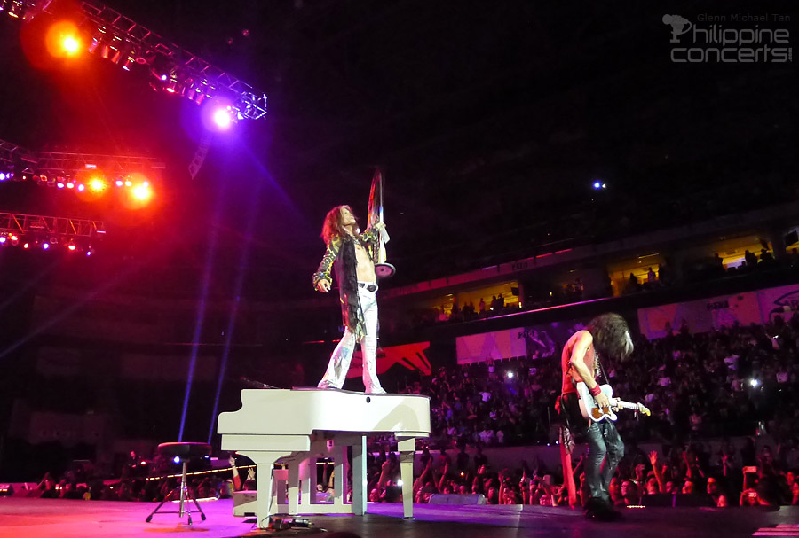 Aerosmith Live at MOA Arena | Philippine Concerts