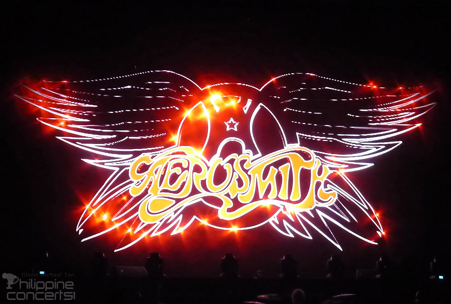 Aerosmith Live at MOA Arena