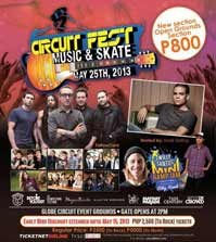 Circuit Fest Concert Tickets