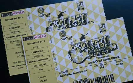 Win Tickets to Watch Circuit Fest