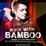 Rock with Bamboo at Resorts World Manila