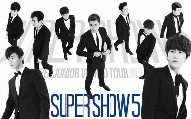 SUPER SHOW 5: Super Junior Live in Manila 2013