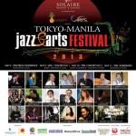 Tokyo-Manila Jazz and Arts Festival 2013