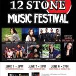 12 Stone Music Festival