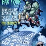 Bazooka Rocks 2 Bar Tour Part 1